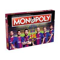 FC BARCELONA * MONOPOLY 3º EDICION R: 63331