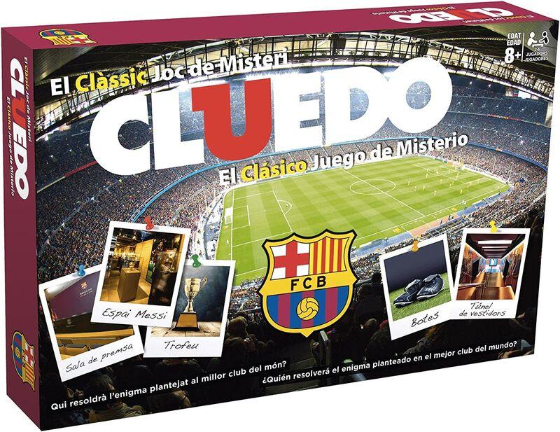 CLUEDO FC BARCELONA R: 63409
