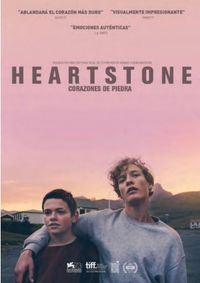 HEARTSTONE, CORAZONES DE PIEDRA (DVD) * BALDUR EINARSSON