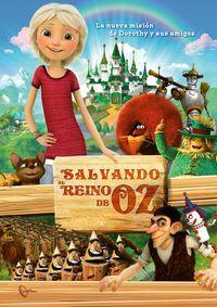 SALVANDO AL REINO DE OZ (DVD)