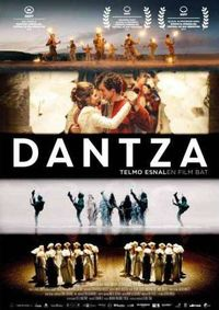 Dantza (dvd) - Telmo Esnal