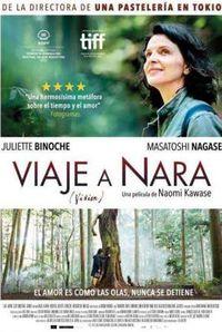 VIAJE A NARA (DVD) * JULIETTE BINOCHE, MASATOSHI IWATE