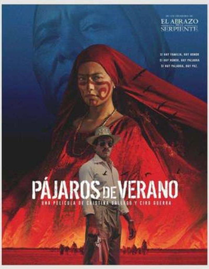 PAJAROS DE VERANO (DVD) * CARMIÑA MARTINEZ, JOSE ACOSTA