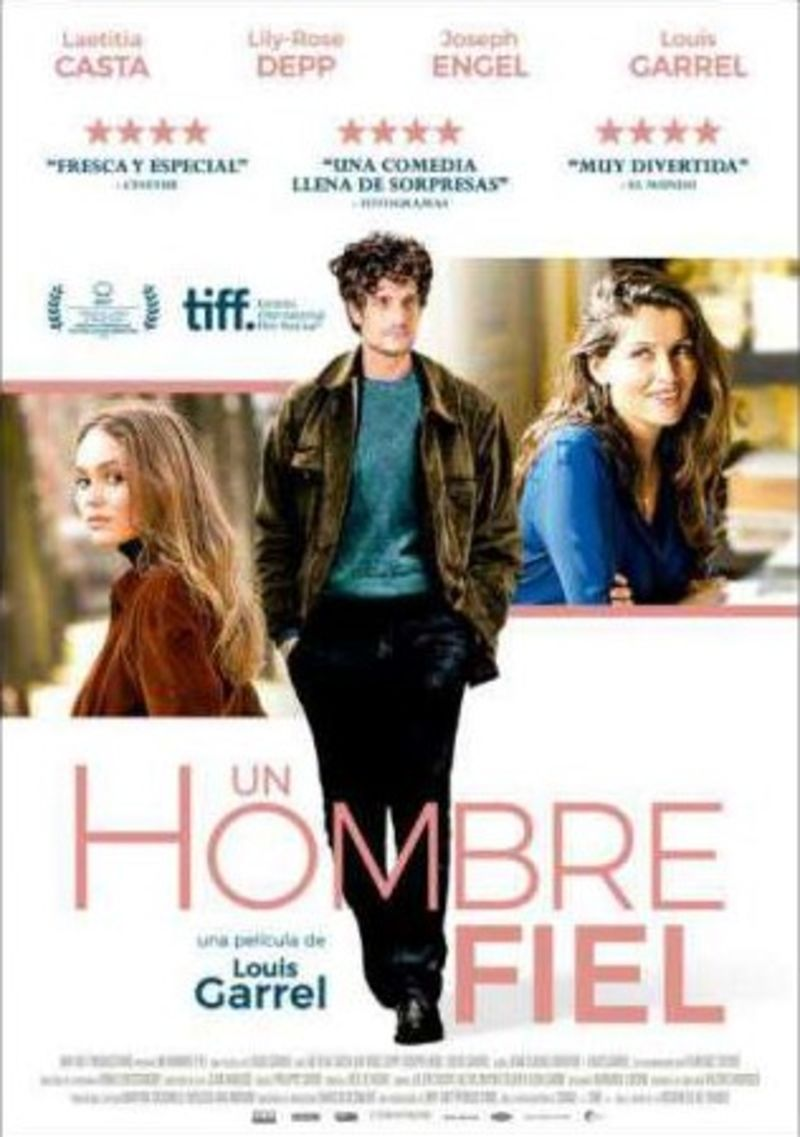 UN HOMBRE FIEL (DVD) , LAETITIA CASTA