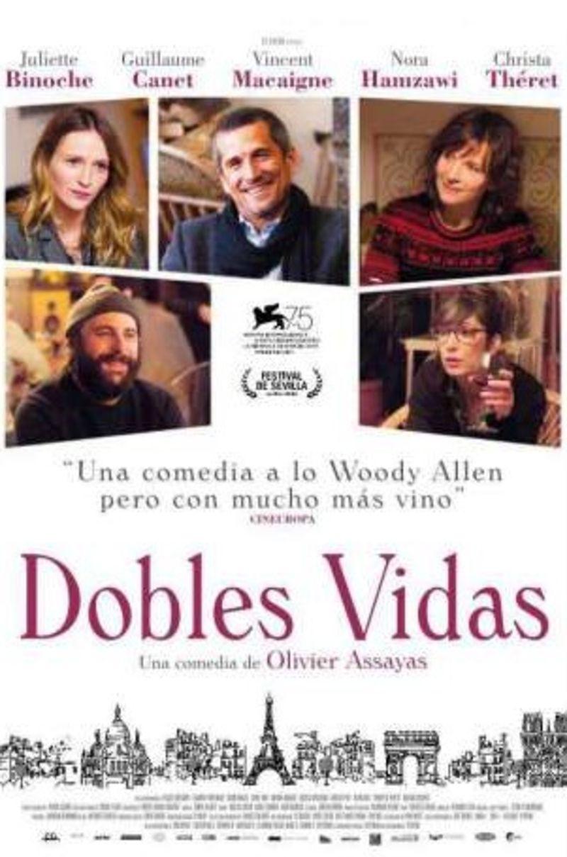 DOBLES VIDAS (DVD) * JULIETTE BINOCHE, GUILLAUME CANET
