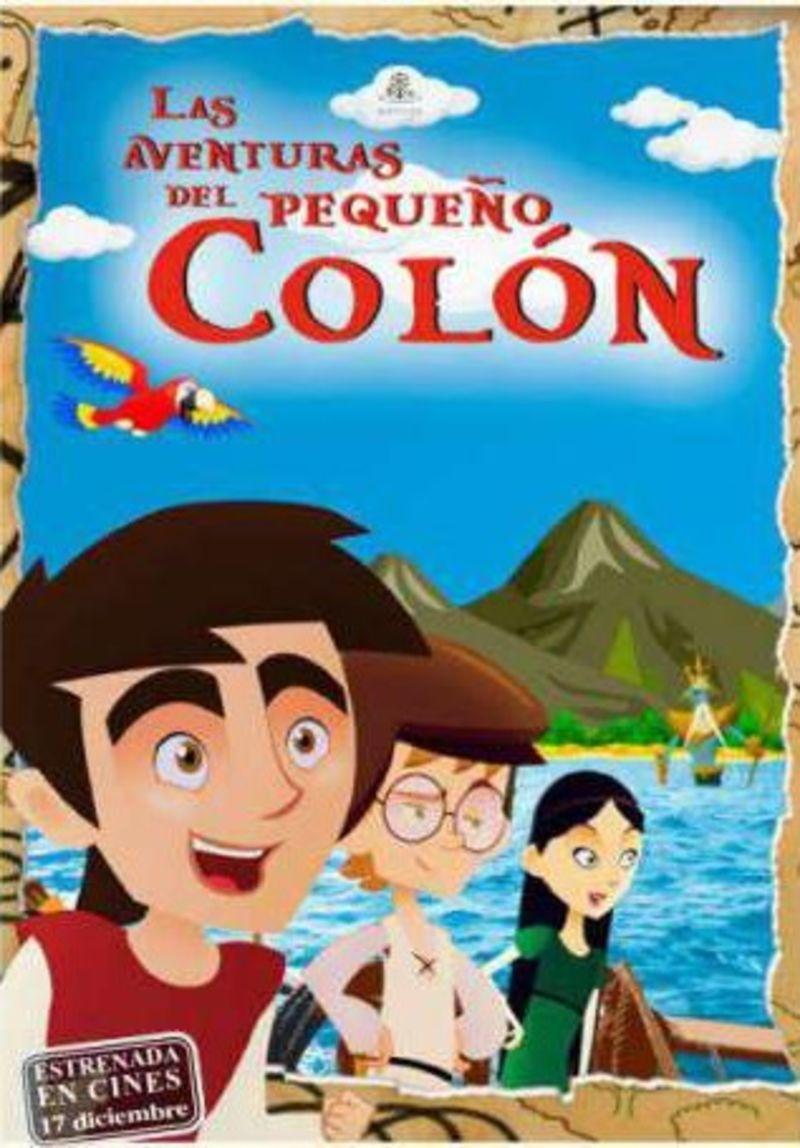 LAS AVENTURAS DEL PEQUEÑO COLON (DVD)