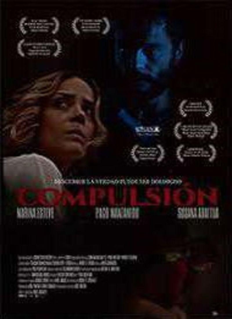 COMPULSION (DVD) * MARINA ESTEVE, PACO MANZANEDO