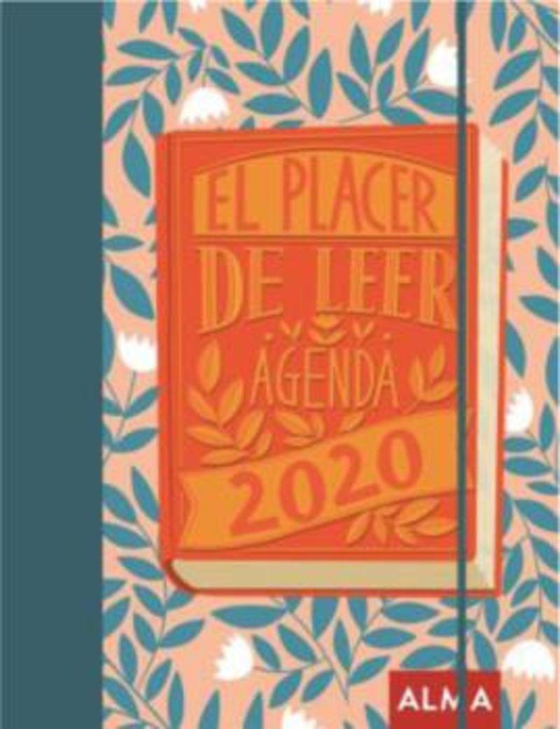 AGENDA 2020 - EL PLACER DE LEER