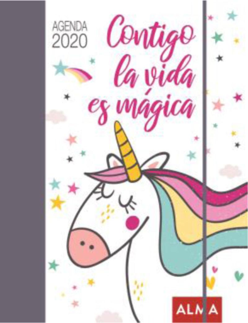 Agenda 2020 - Unicornios - Aa. Vv.
