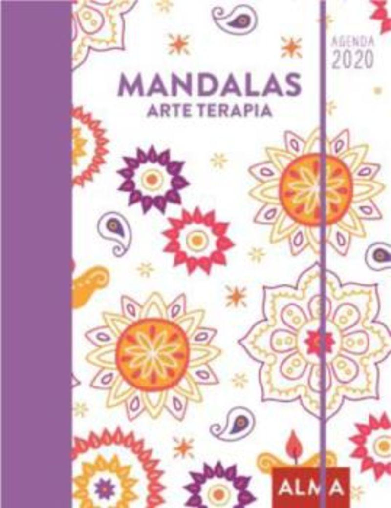 AGENDA 2020 - MANDALAS PARA COLOREAR