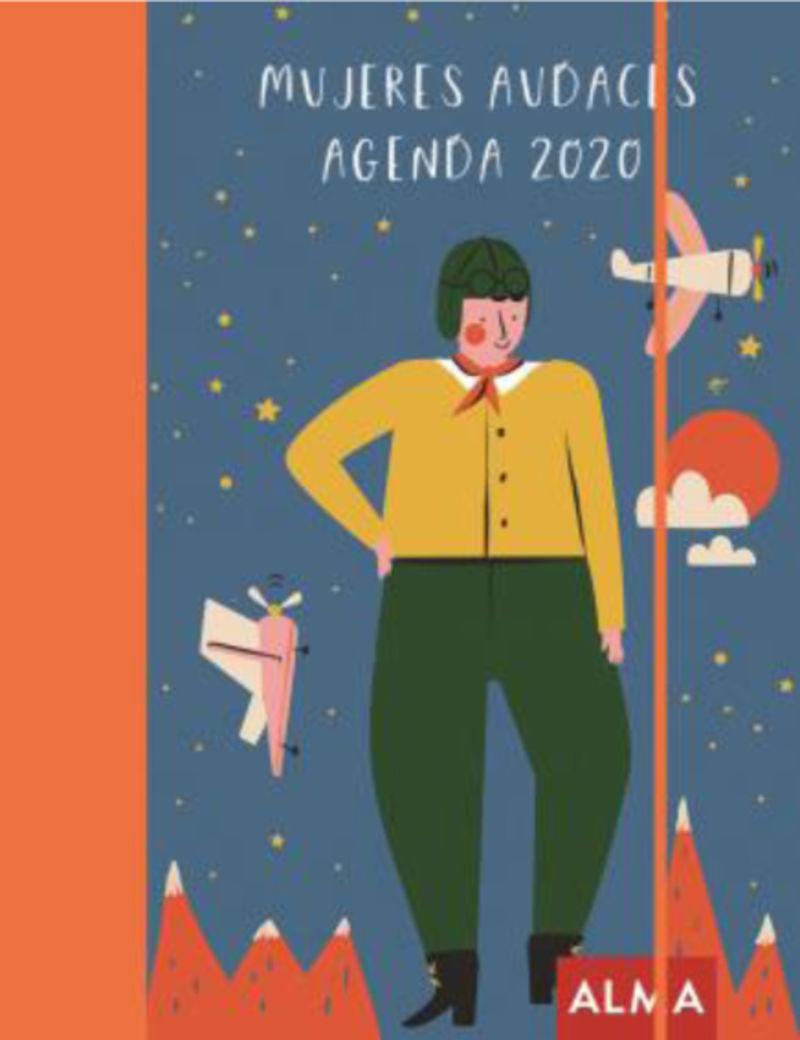AGENDA 2020 - MUJERES AUDACES