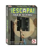 ESCAPA. FUGA DE ALCATRAZ
