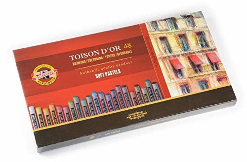 C / 48 PASTELES REDONDOS TOISON D'OR R: 851648