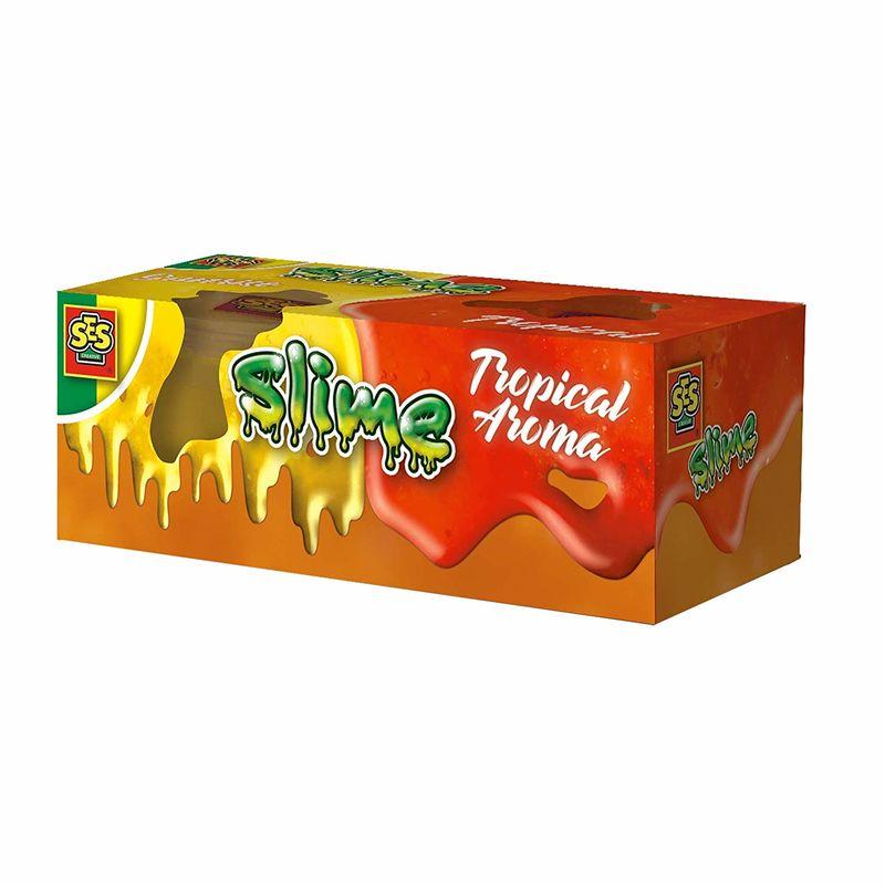 Slime Aroma Purpurina 2x120gr -