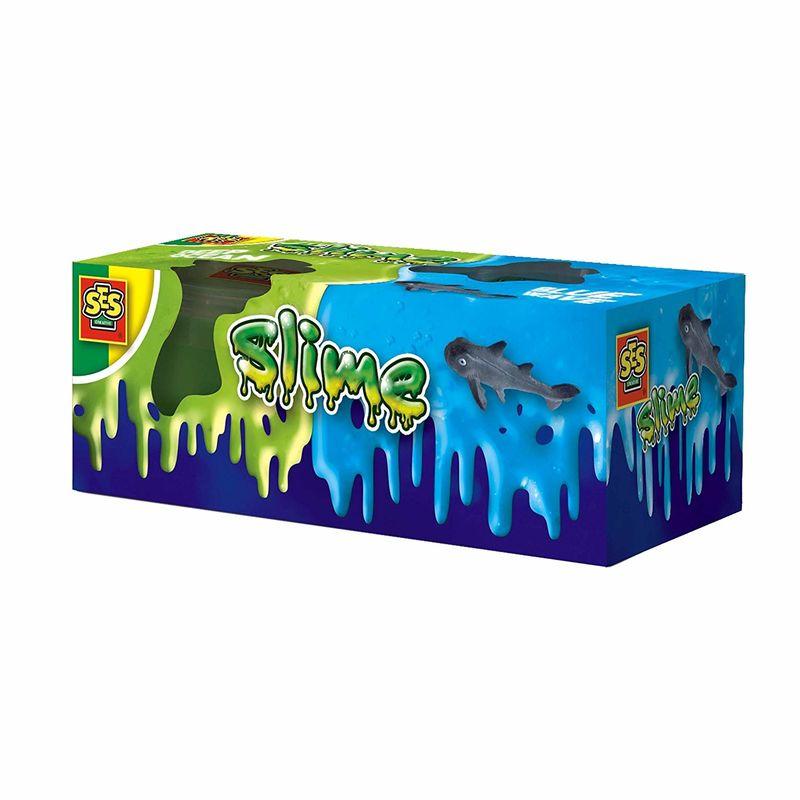 SLIME OCEANO PROFUNDO 2x120gr