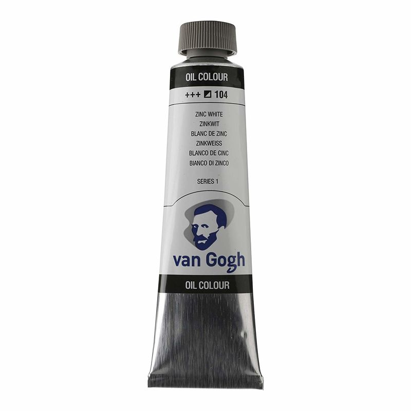 Oleo Gogh T.9 Blanco Titanio R: 02051053 -