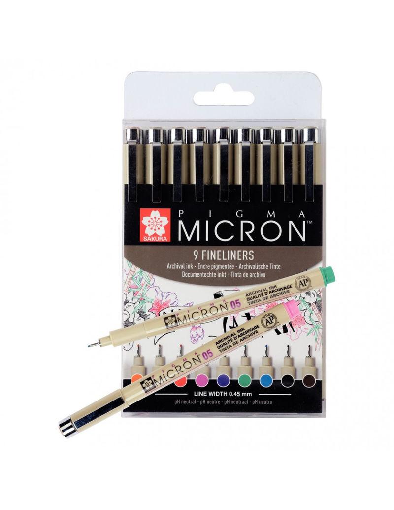 POUCH MICRON 05 COLORS R: PO09002