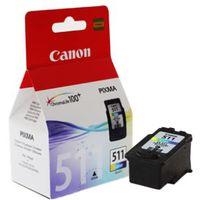CART. CANON PIXMA 240 CL-511 R: CL511