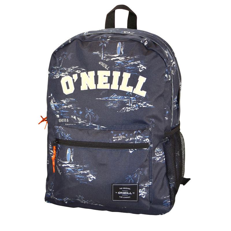 2020 ONEILL BOYS * MOCHILA DOBLE CREMALLERA AZUL ISLA
