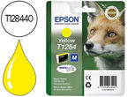 CART. EPSON STYLUS S-22 AMARILLO R: T128440