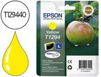 CART. EPSON SX420 / 425 / 525 AMARILLO R: T129440