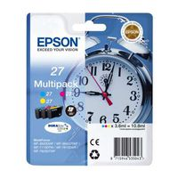 CART. EPSON 27 MULTIPACK COLOR R: T270540