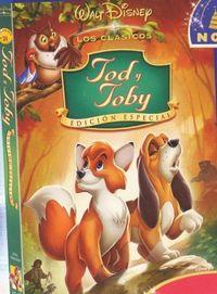 tod y toby (edicion especial dvd) -