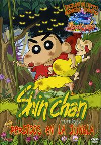 SHIN CHAN, PERDIDOS EN LA JUNGLA (DVD)
