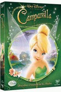 CAMPANILLA, DESCUBRE EL MUNDO DE LAS HADAS (DVD)