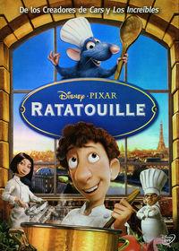 Ratatouille (dvd) -