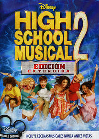 High School Musical 2 (edicion Extendida Dvd) * Zac Efron / Ashley - Kenny Ortega