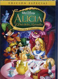 ALICIA EN EL PAIS DE LAS MARAVILLAS (EDICION ESPECIAL DVD)