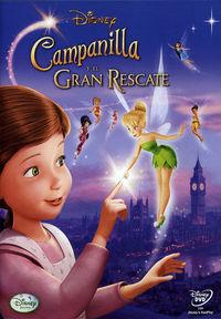 CAMPANILLA Y EL GRAN RESCATE (DVD)