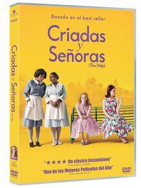 Criadas Y Señoras (dvd) * Jessica Chastain / Viola Davis - Tate Taylor