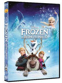 Frozen El Reino Del Hielo (dvd) - Chris Buck / Jennifer Lee
