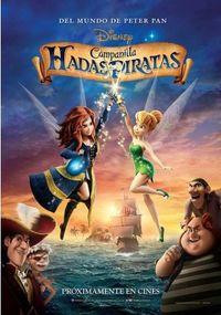 CAMPANILLA, HADAS Y PIRATAS (DVD)
