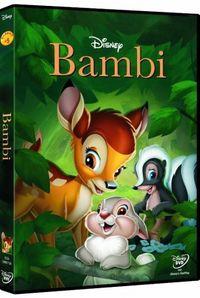 bambi (edicion 2011) (dvd) - David Hand