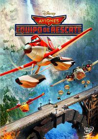 Aviones Equipo De Rescate (dvd) -