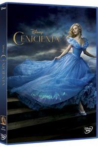 CENICIENTA (2015) (DVD)