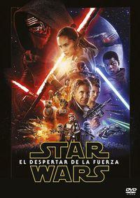 STAR WARS EPISODIO VII: EL DESPERTAR DE LA FUERZA (DVD) * HARRISON
