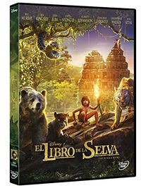 El Libro De La Selva (2016) (dvd) * Neel Sethi / Bill Murray - Jon Favreau