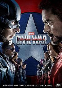 CAPITAN AMERICA: CIVIL WAR (DVD) * CHRIS EVANS / ROBERT DOWNEY JR.