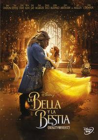 LA BELLA Y LA BESTIA 2017 (DVD) * EMMA WATSON / DAN STEVENS