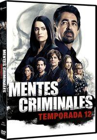 MENTES CRIMINALES, TEMPORADA 12 (DVD)