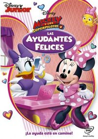MICKEY Y LOS SUPERPILOTOS: LAS AYUDANTES FELICES (DVD)