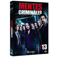 MENTES CRIMINALES, TEMPORADA 13 (DVD) * JOE MANTEGNA