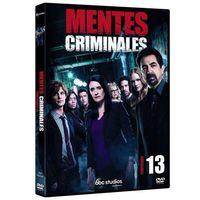 MENTES CRIMINALES, TEMPORADA 13 (DVD) * JOE MANTEGNA