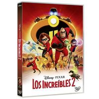 LOS INCREIBLES 2 (DVD)
