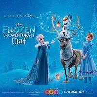 FROZEN: UNA AVENTURA DE OLAF (DVD)