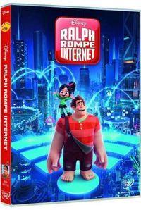 RALPH ROMPE IMTERNET (DVD)